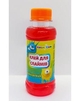 Іграшка для дітей КЛЕЙ ДЛЯ СЛАЙМІВ (різні кольорі, 150мл, 20 шт.)