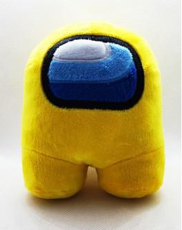 """М`яка іграшка """" Типу Амонг Ас"""" ( 5 кольорів, 14 см.)"""