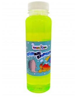 Заправка-запаска для мильних бульбашок 300 мл (35шт.)