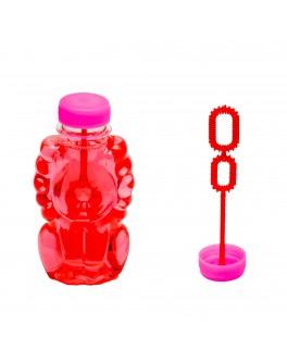 Бульбашки мильні ЛЕВЕНЯ 150МЛ (кольорова рідина, 36шт.) - (BIGRP0150)