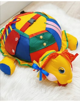 Дидактична іграшка ЧЕРЕПАШКА