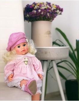 Лялька м`яконабивна ГАННОЧКА (47см)
