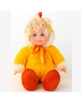 М`яконабивна лялька КОСТЮМ КУРЧА (35см)