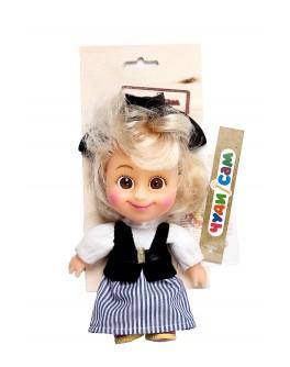 М'яконабивна лялька МАЛЕНЬКА ПІРАТКА - (В172/2)