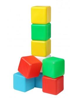 Кубики дитячі кольорові №9