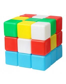 Кубики дитячі кольорові №27