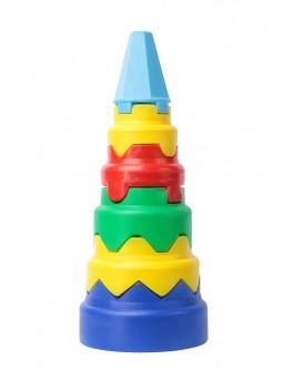 Пірамідка ГЕОМЕТРІЯ (42см)