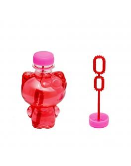 Бульбашки мильні 150МЛ КІТТІ (кольорова рідина, 25шт.) - (BIGRP0251)