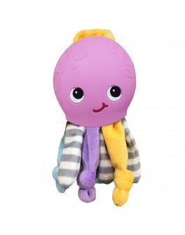Іграшка ВОСЬМИНІЖКА (ПВХ, тканина) - (А053)