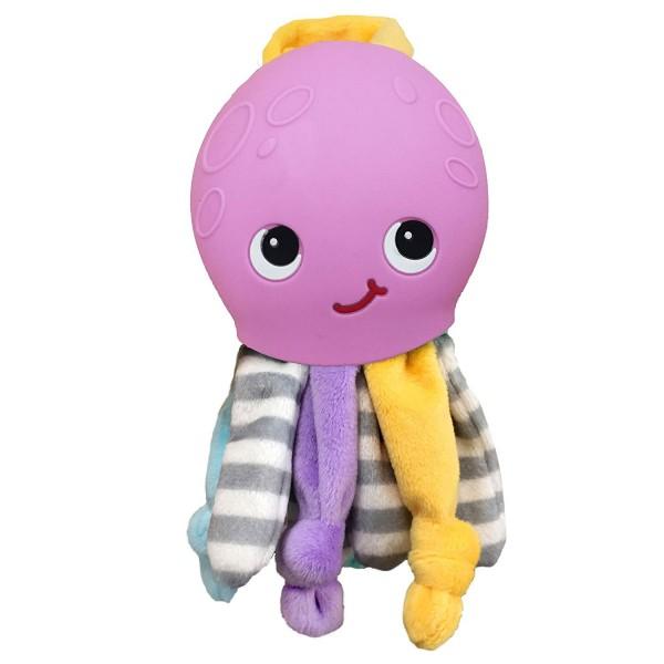 Іграшка ВОСЬМИНІЖКА (ПВХ, тканина)
