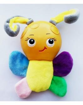 Іграшка БАБОЧКА (ПВХ, тканина)